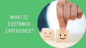 Title image for what is customer experience?